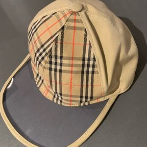 Unisex Burberry Hat
